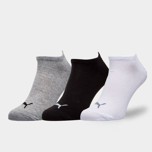 Adult 3 Pack Invisible Trainer Socks