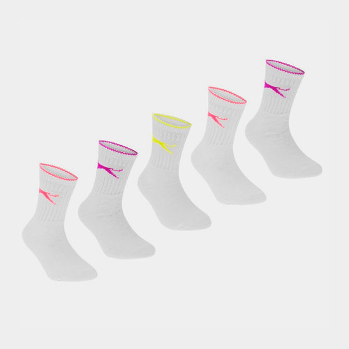 Crew Socks 5 Pack Childs