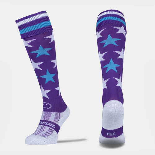 Wackysox Milky Way Rugby Socks