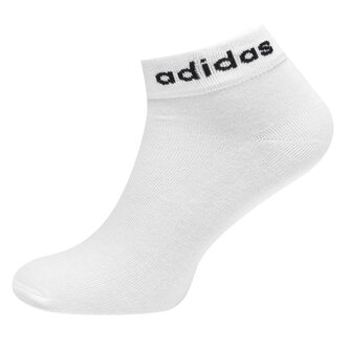 Three Pack Ankle Socks Womens
