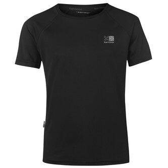 Short Sleeved Running T-Shirt Juniors