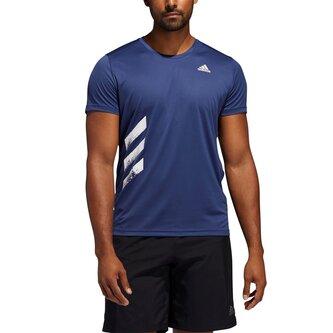 Mens Running Response Run It Pb T Shirt