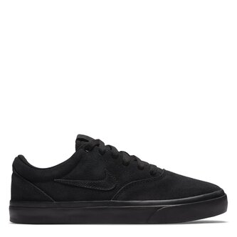 SB Charge Suede Junior Skate Shoes