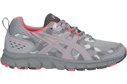 Gel Scram 4 Ladies Trail Running Shoes