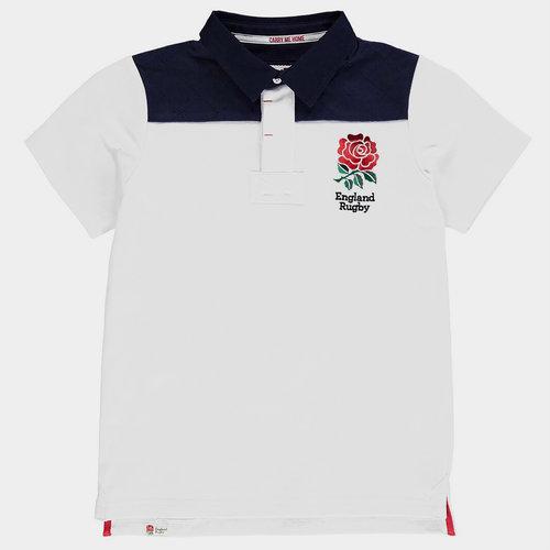 England Short Sleeve Jersey Junior Boys
