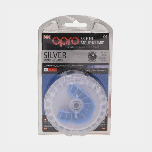 Silver Mouthguard