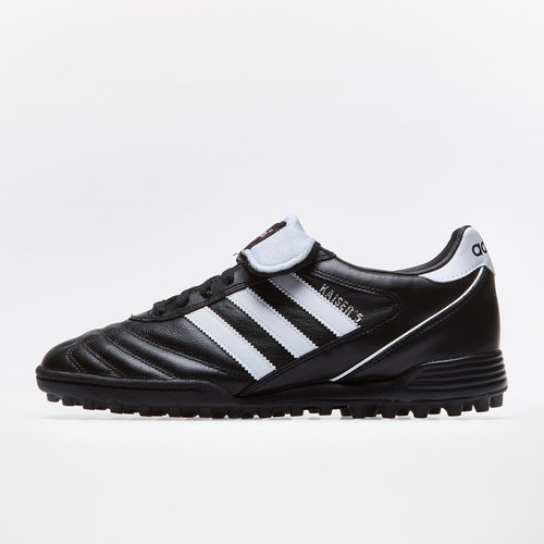 Kaiser 5 Team Turf Football Trainers Black/Running White