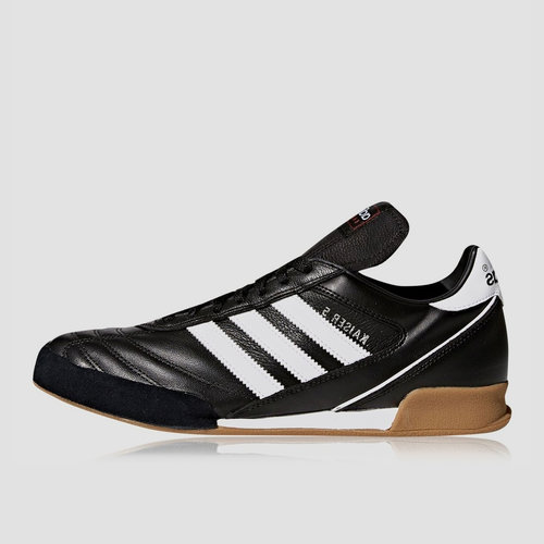 Kaiser 5 Goal Indoor Football Trainers Black/Running White