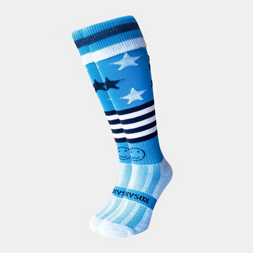 Wackysox Blood Sweat & Beers Rugby Socks