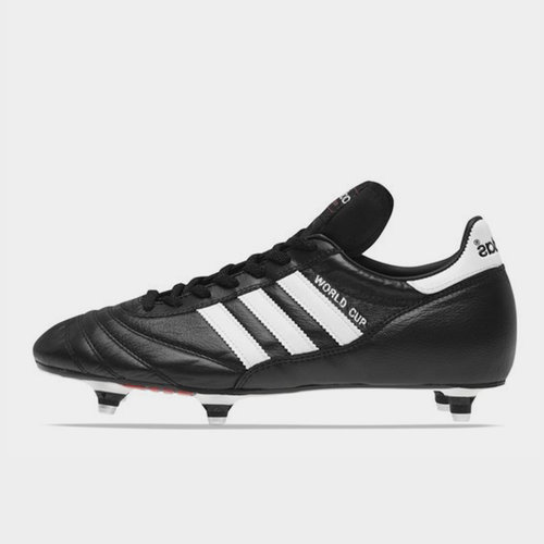 adidas World Cup SG Football Boots. Black White 672f331bc