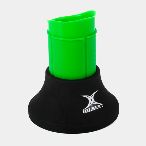 Extendable Kicking Tee Black/Green