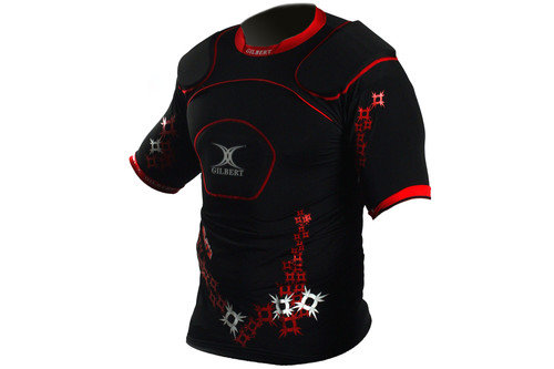 Blitz Body Armour Black/Red