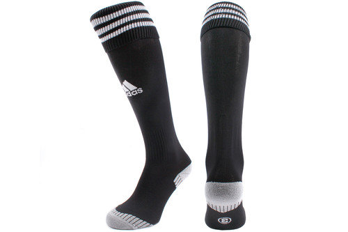 Adisock 12 3 Stripe Socks Black/White