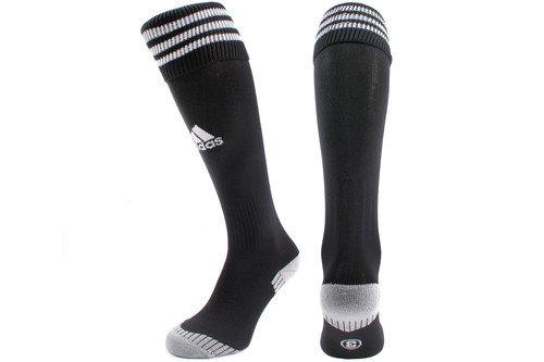 Adisock 12 3 Stripe Socks Black/White