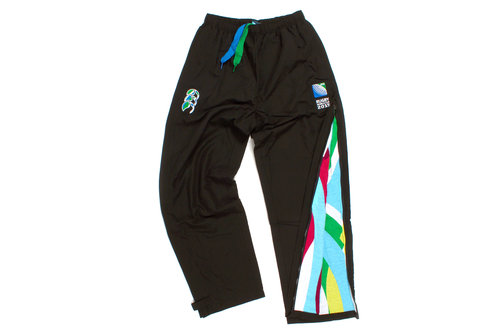 RWC 2015 Endurance Stadium Rugby Pants Black