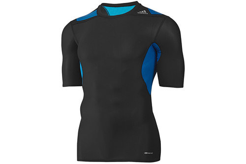 Techfit Climacool Powerweb S/S T-Shirt Black