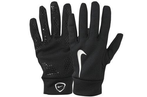 Hyperwarm Field Player Gloves Black/White