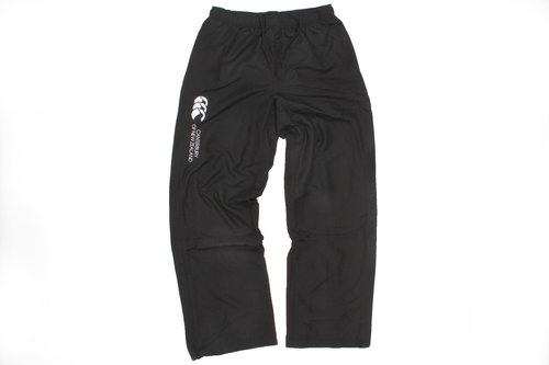 Uglies Ladies Open Hem Stadium Pants Black