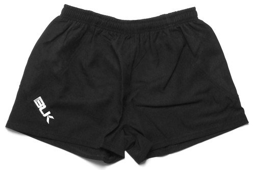 Tek Rugby Training Shorts Black