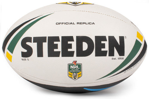 NRL Replica Rugby Match Ball