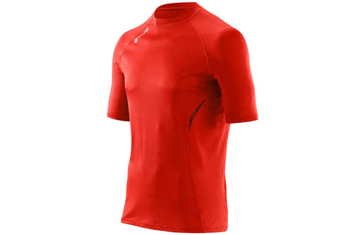Skins Active NCG 360 S/S Technical T-Shirt Fierce Red