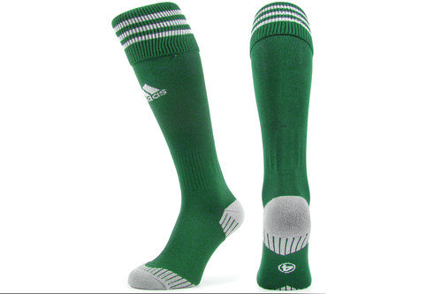 Adisock 12 Socks Green/White