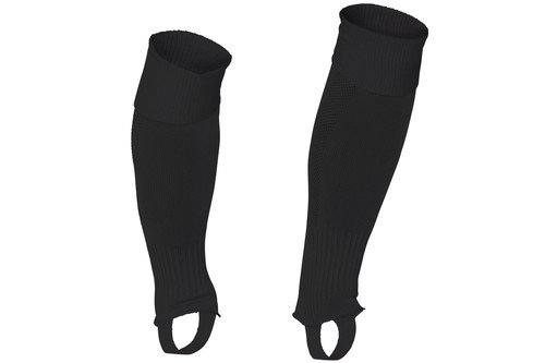 Uni Footless Socks Black