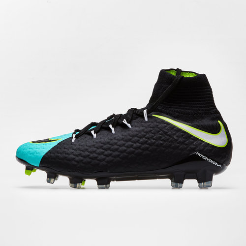 Hypervenom Phatal III D-Fit FG Womens Football Boots