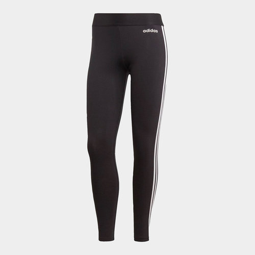 Essentials 3 Stripes Leggings Ladies