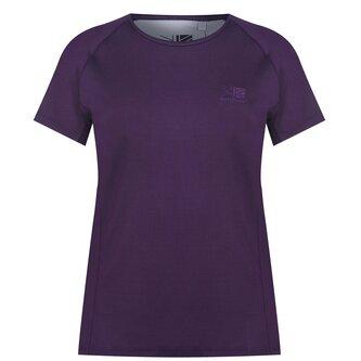 Aspen Tech T Shirt Ladies