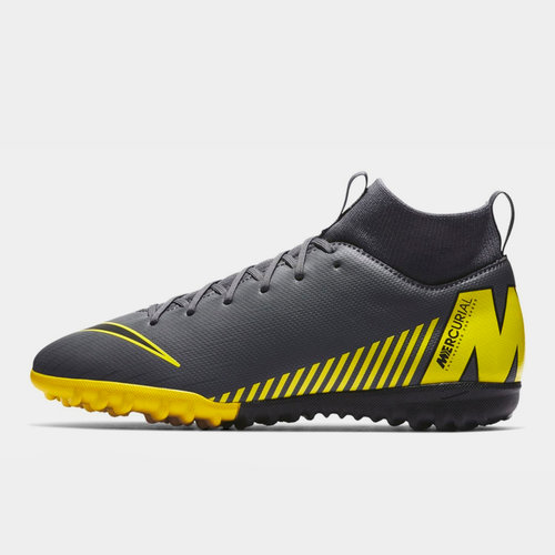 Mercurial Superfly Academy DF Junior Astro Turf Trainers