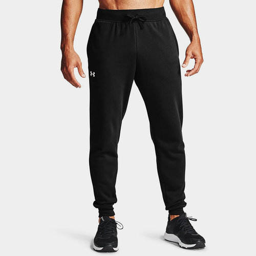Rival Fleece Tracksuit Bottoms Mens