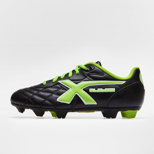 Legend Cyber FG Rugby Boots Black