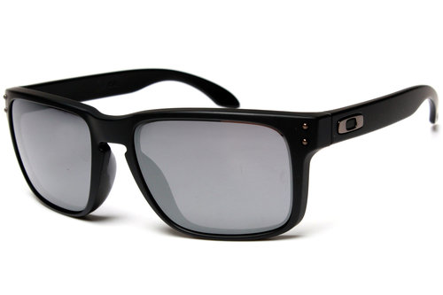 Oakley Holbrook OO9102-63 Matte Black/Black Iridium Sunglasses