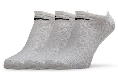 3 Pack Value No Show Socks