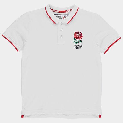 England Core Polo Shirt Junior Boys
