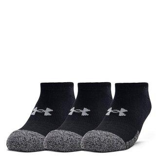 Heatgear No Show 3 Pack Socks