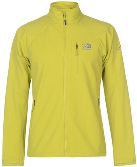 Hot Earth Soft Shell Jacket Mens