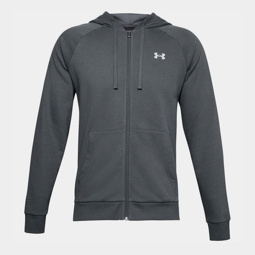 Rival Fitted Full Zip Hoody Mens