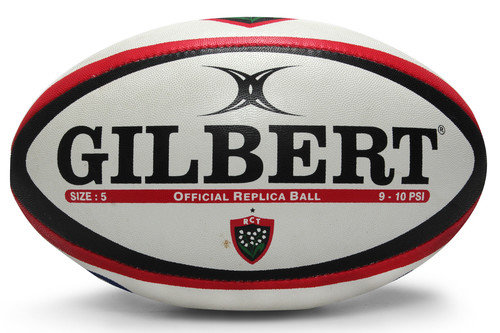 Toulon Replica Rugby Ball