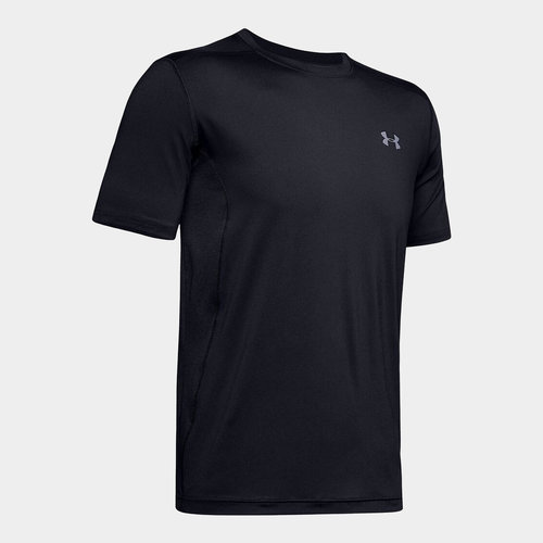 Raid Short Sleeve Training T Shirt Mens