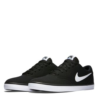 SB Check Canvas Mens Skate Shoes