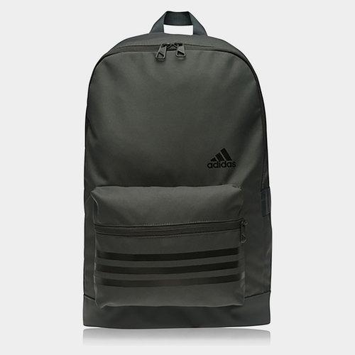 3 Stripe Versatile Backpack