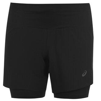Road 2in1 Shorts Ladies