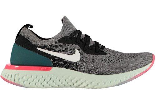 2f142a766b Nike Epic React FlyKnit Junior Boys Running Shoes, £90.00