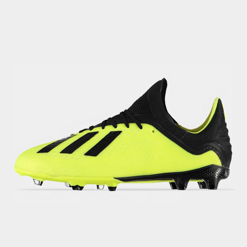 X 18.1 Childrens FG Football Boots