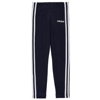 Girls Essentials 3 Stripes Leggings