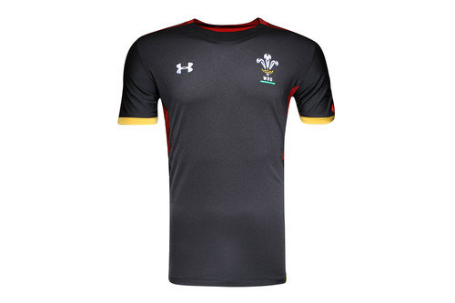 Wales WRU 2016/17 S/S Rugby Training T-Shirt