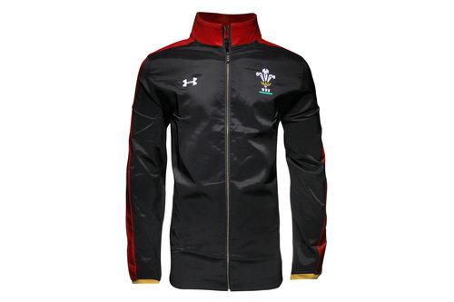 Wales WRU 2016/17 Players Rugby Travel Jacket