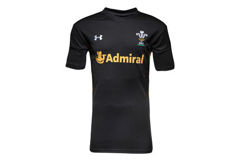 Wales WRU 2016/17 Supporters Rugby Training Shirt